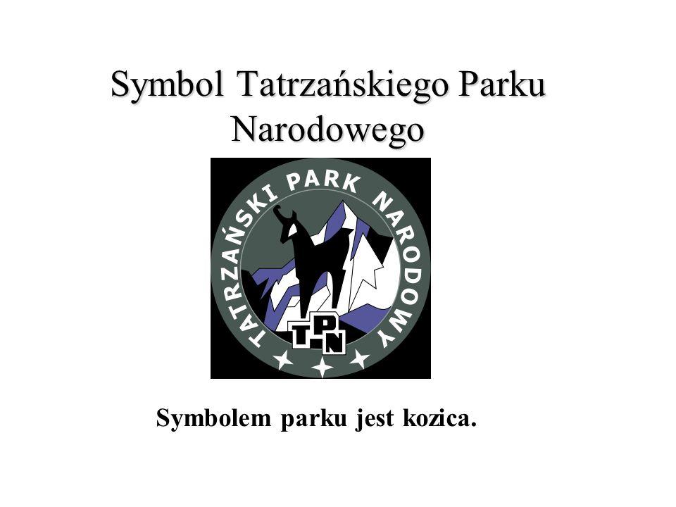Symbol Tatrzańskiego Parku Narodowego
