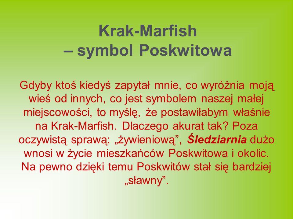Krak-Marfish – symbol Poskwitowa