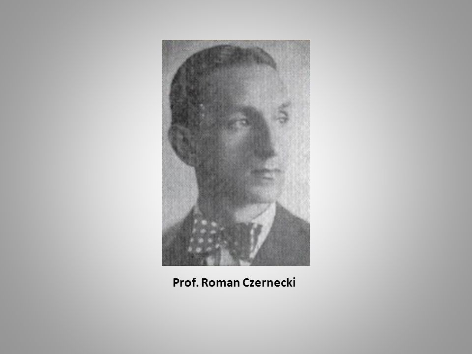 Prof. Roman Czernecki