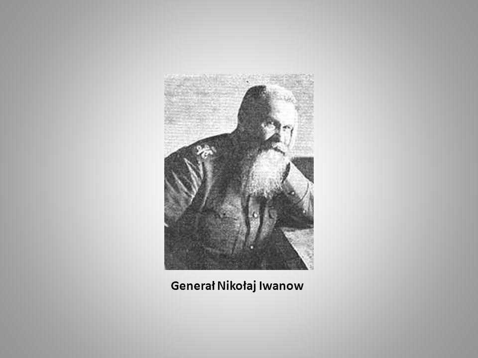 Generał Nikołaj Iwanow