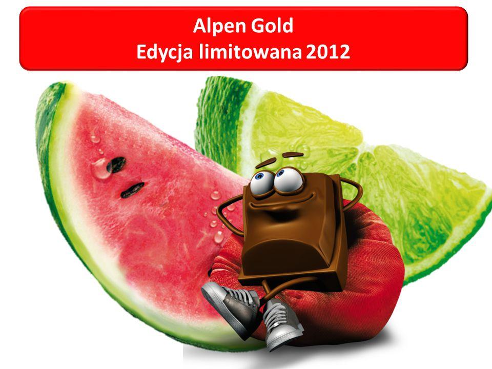 Alpen Gold Edycja limitowana 2012