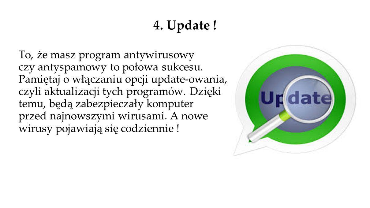 4. Update !