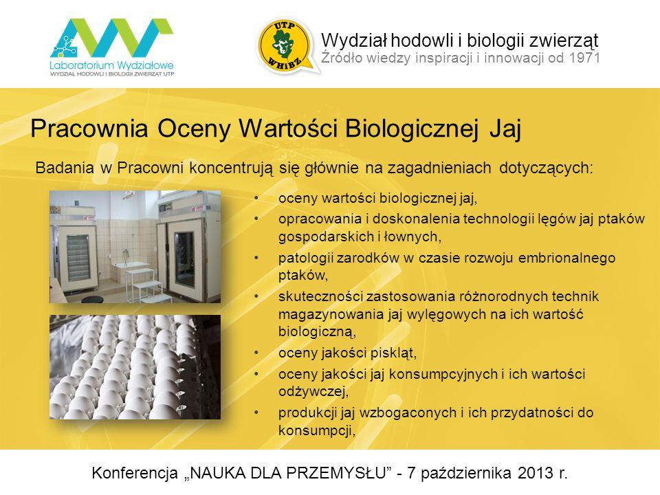 """Konferencja """"NAUKA DLA PRZEMYSŁU - 7 października 2013 r."""
