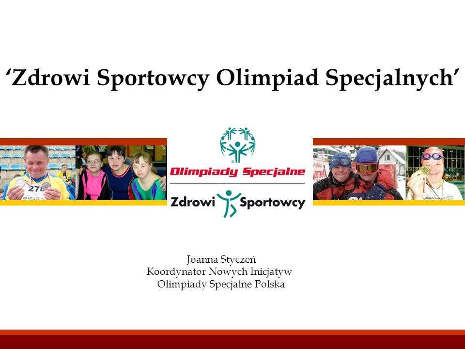 'Zdrowi Sportowcy Olimpiad Specjalnych'