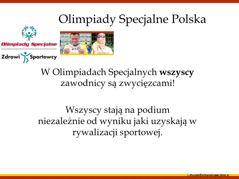 Olimpiady Specjalne Polska