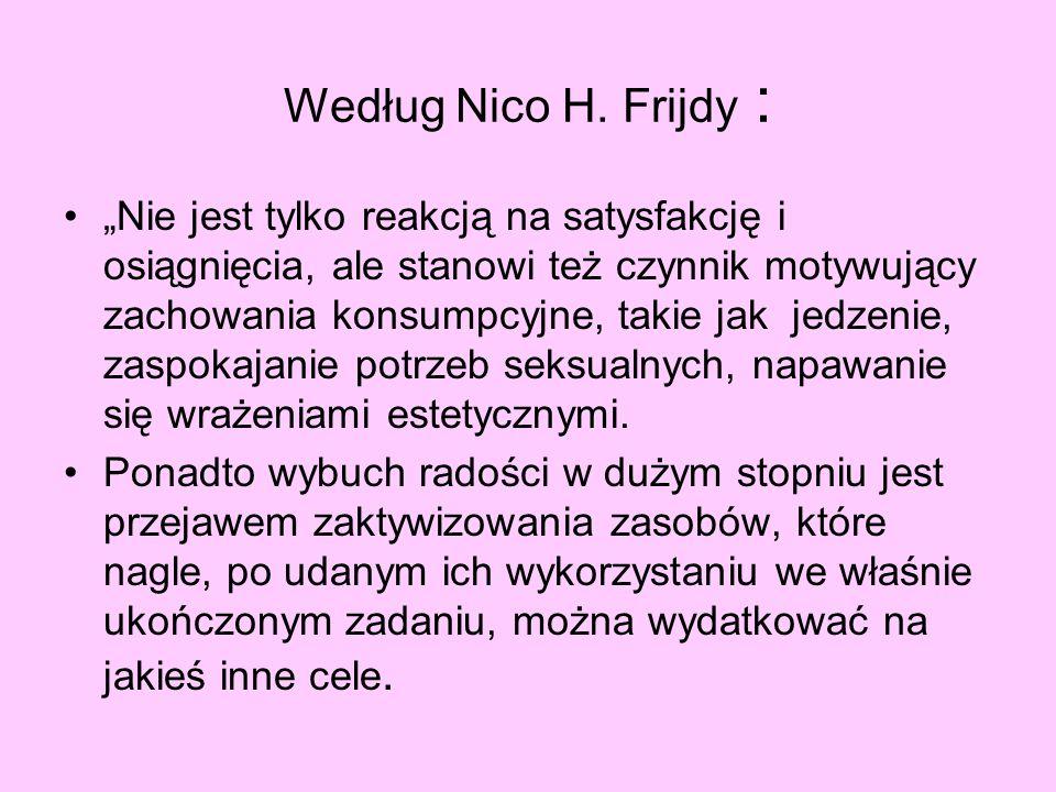 Według Nico H. Frijdy :