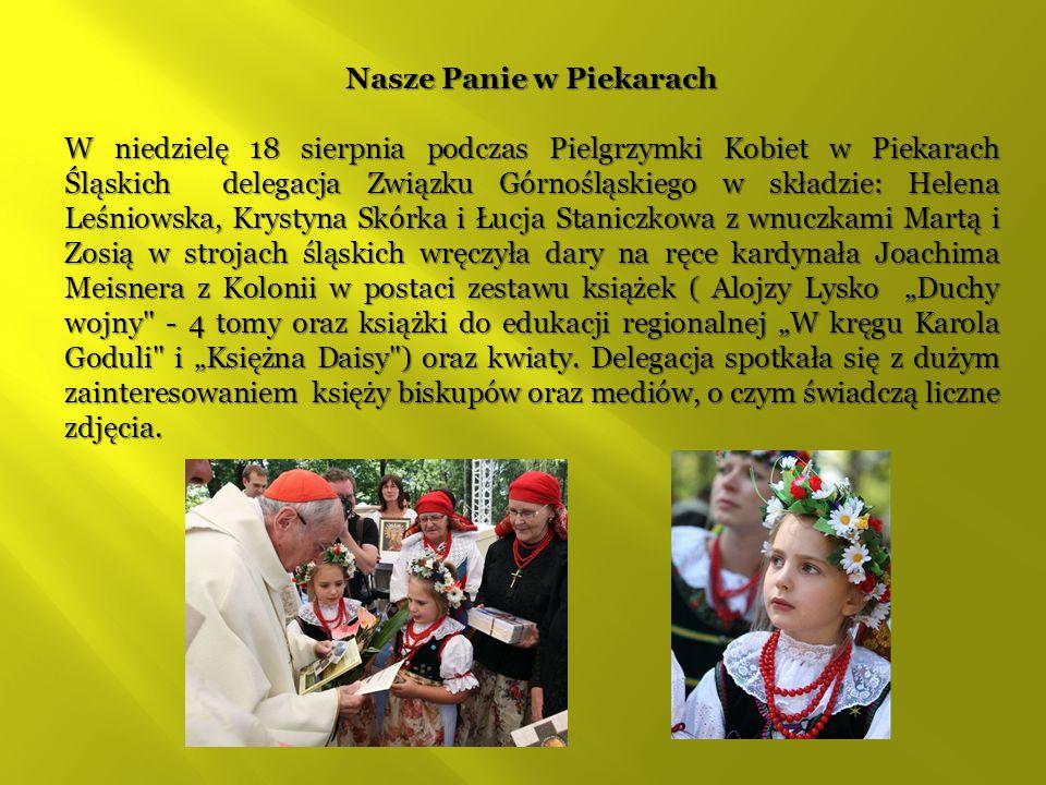 Nasze Panie w Piekarach
