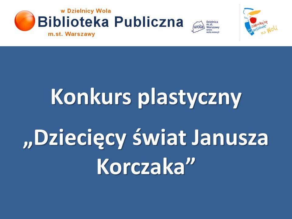 """""""Dziecięcy świat Janusza Korczaka"""