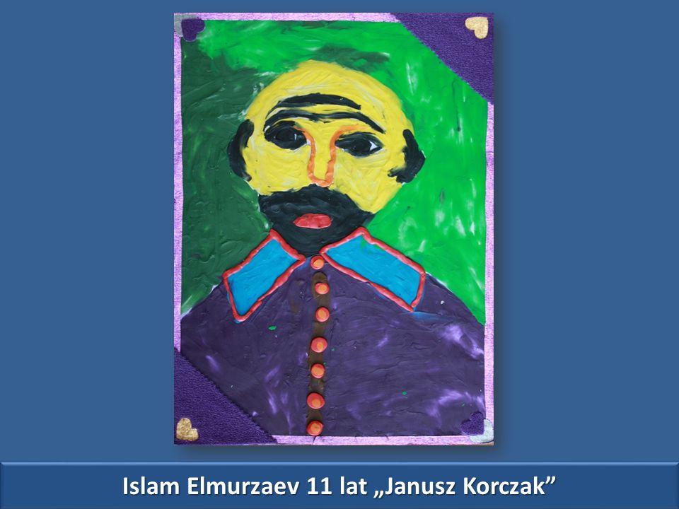 "Islam Elmurzaev 11 lat ""Janusz Korczak"