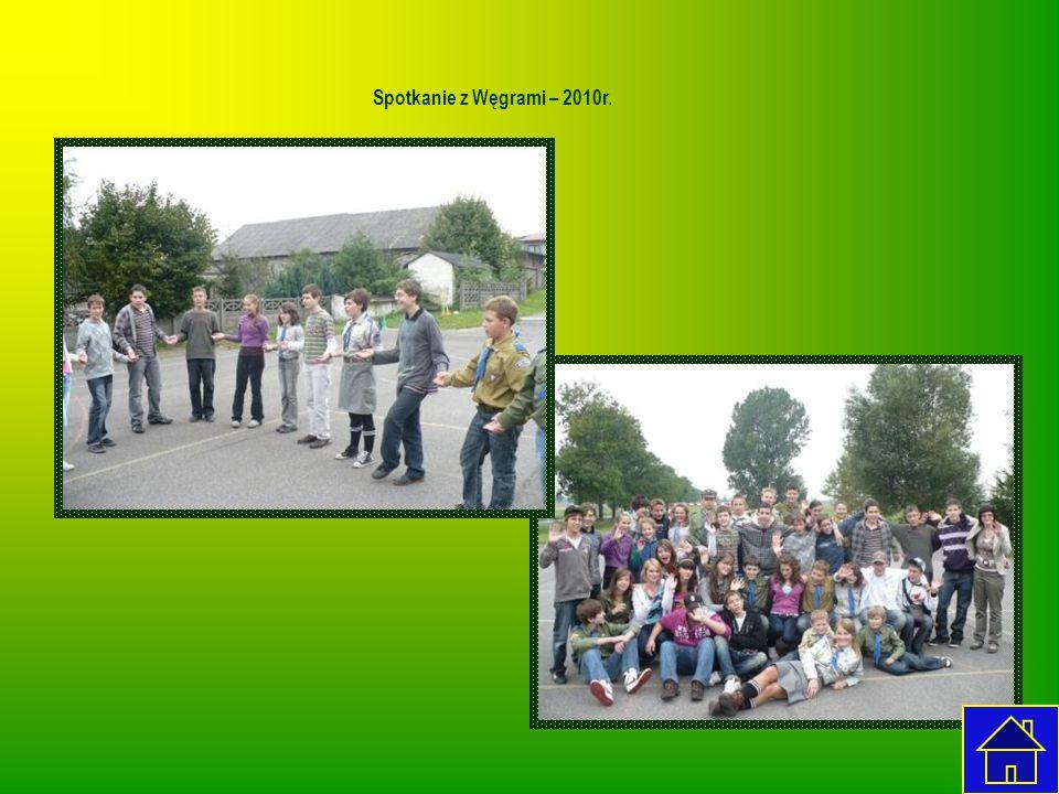 Spotkanie z Węgrami – 2010r.