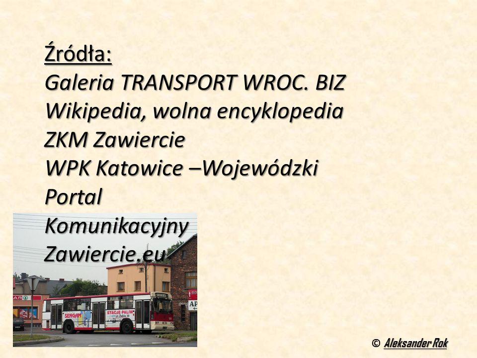 Galeria TRANSPORT WROC. BIZ Wikipedia, wolna encyklopedia