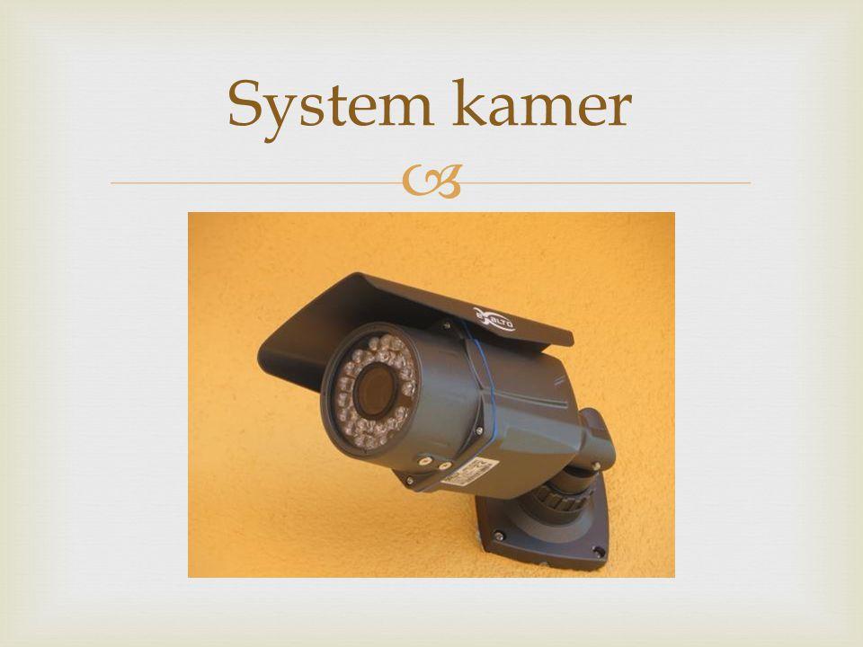 System kamer