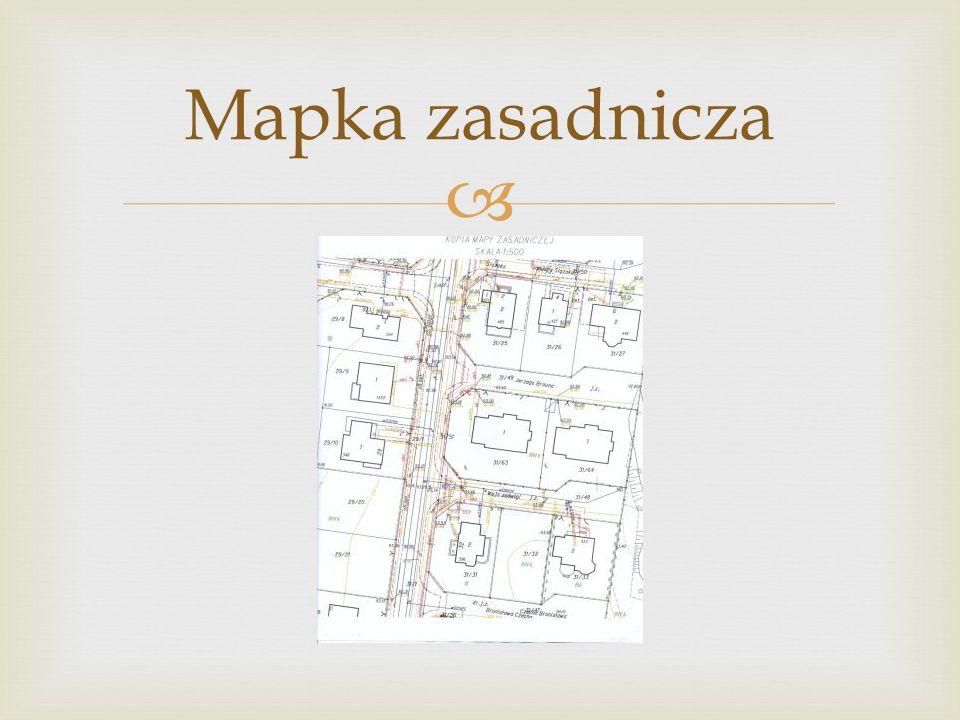 Mapka zasadnicza
