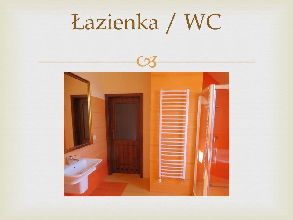 Łazienka / WC