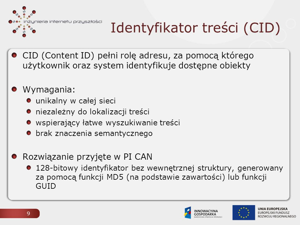 Identyfikator treści (CID)