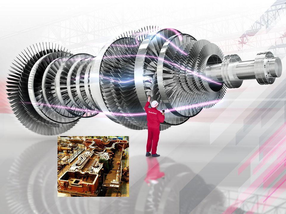 Remonty kapitalne, średnie i awaryjne maszyn wirujących
