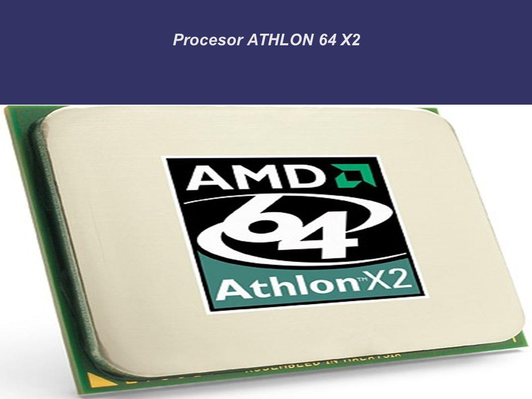 Procesor ATHLON 64 X2