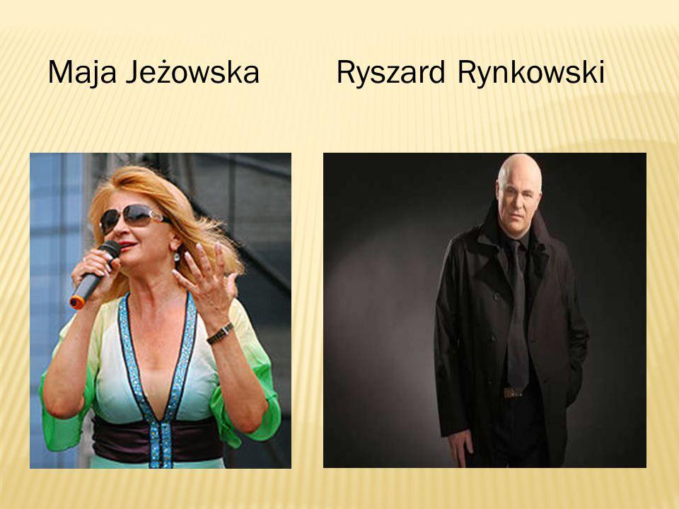 Maja Jeżowska Ryszard Rynkowski