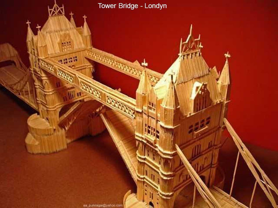 Tower Bridge - Londyn
