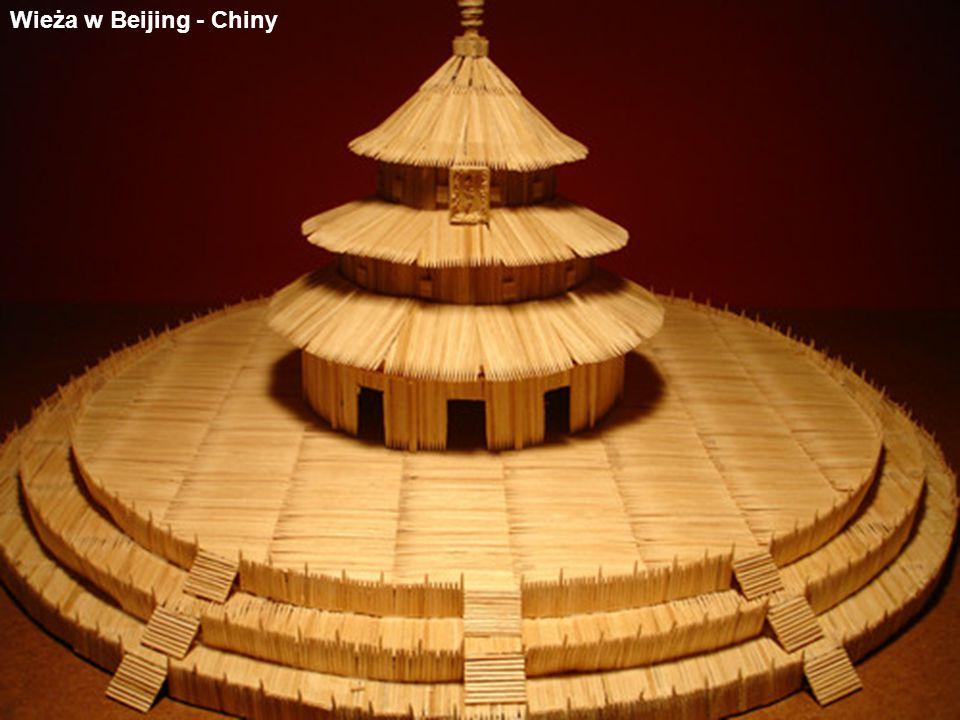 Wieża w Beijing - Chiny