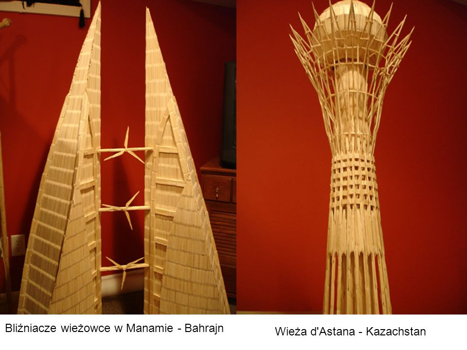 Wieża d Astana - Kazachstan