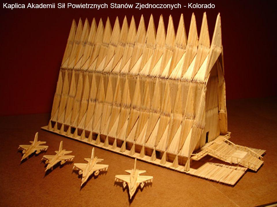Kaplica Akademii Sił Powietrznych Stanów Zjednoczonych - Kolorado