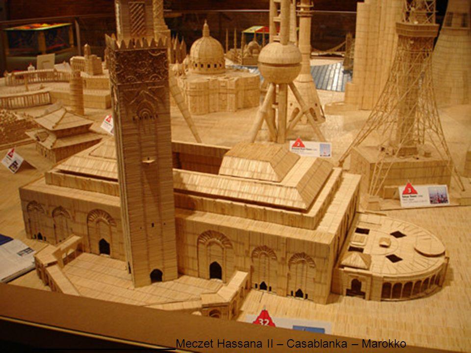 Meczet Hassana II – Casablanka – Marokko