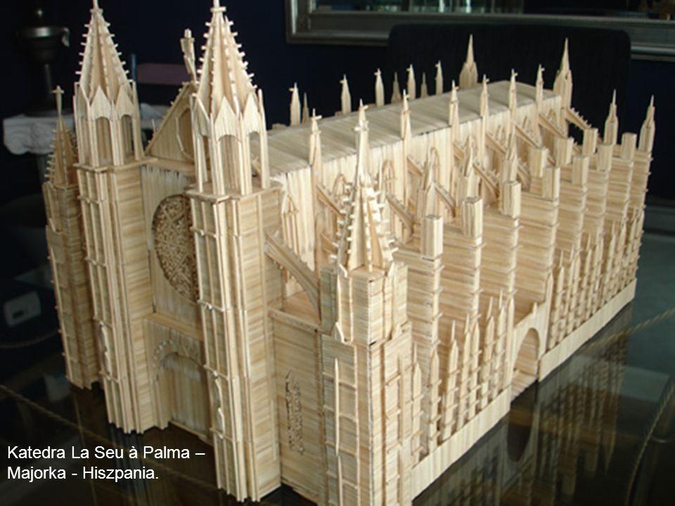Katedra La Seu à Palma – Majorka - Hiszpania.
