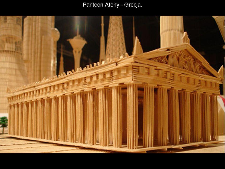 Panteon Ateny - Grecja.