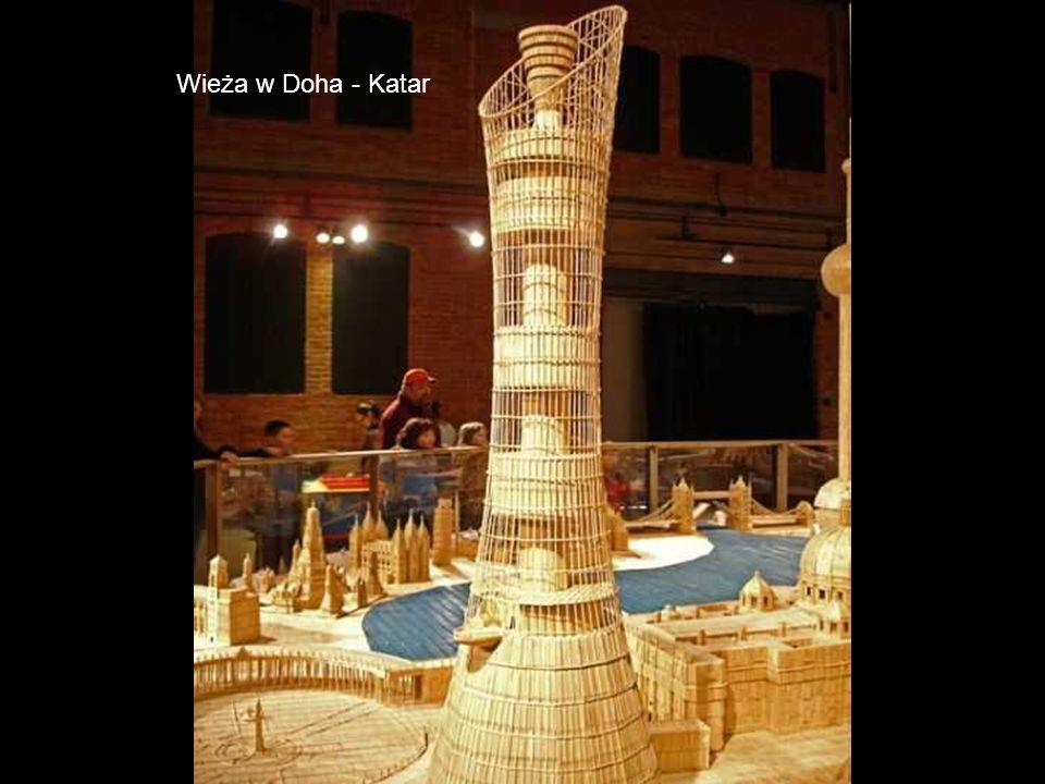 Wieża w Doha - Katar