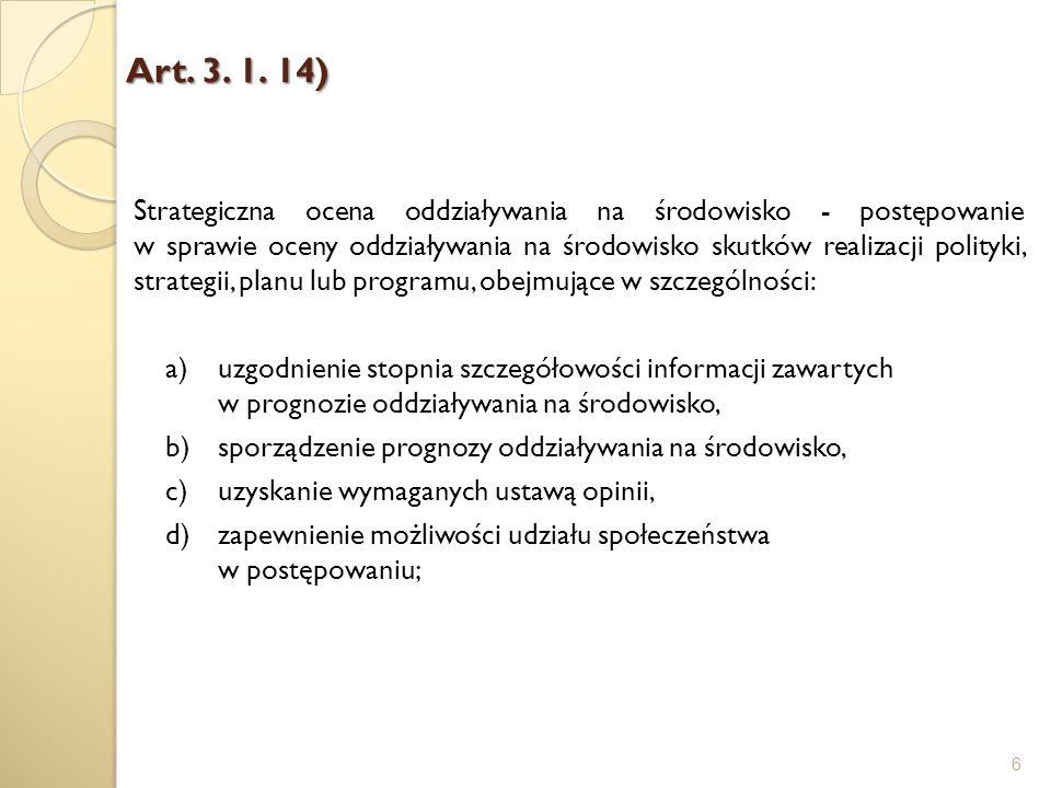 Art. 3. 1. 14)