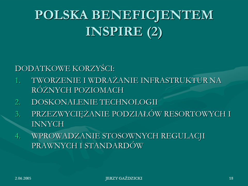 POLSKA BENEFICJENTEM INSPIRE (2)