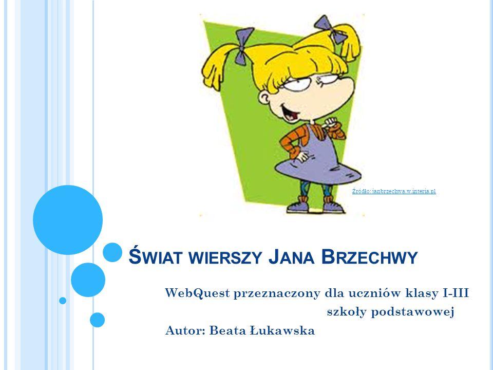 Świat wierszy Jana Brzechwy