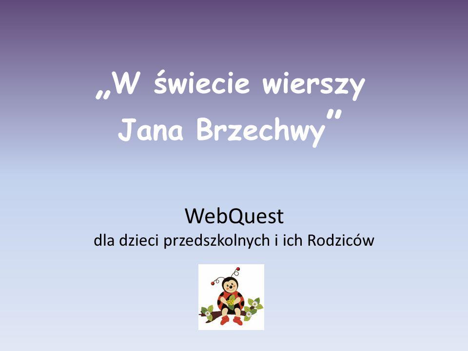 """""""W świecie wierszy Jana Brzechwy"""