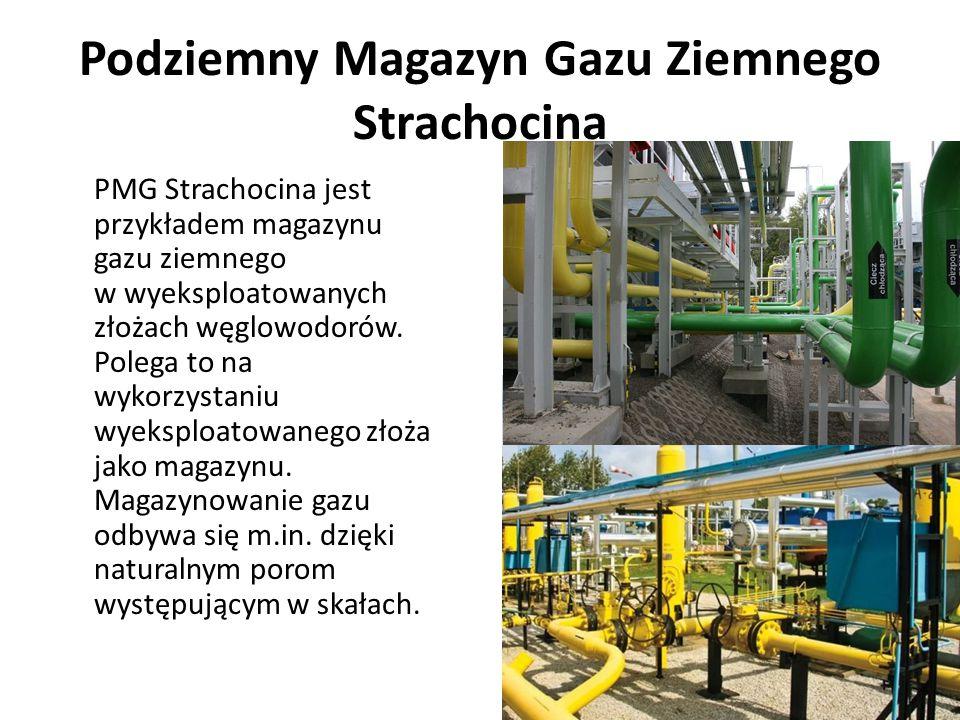 Podziemny Magazyn Gazu Ziemnego Strachocina
