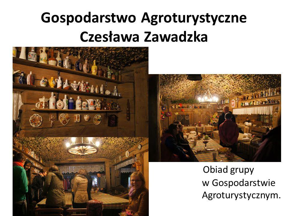 Gospodarstwo Agroturystyczne Czesława Zawadzka