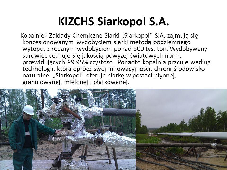 KIZCHS Siarkopol S.A.