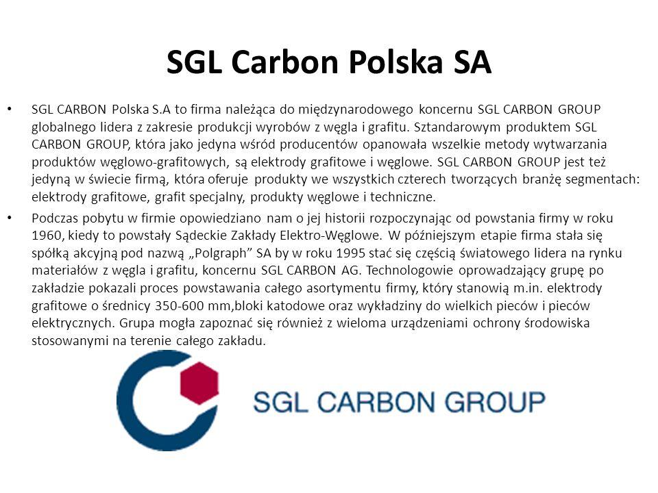 SGL Carbon Polska SA