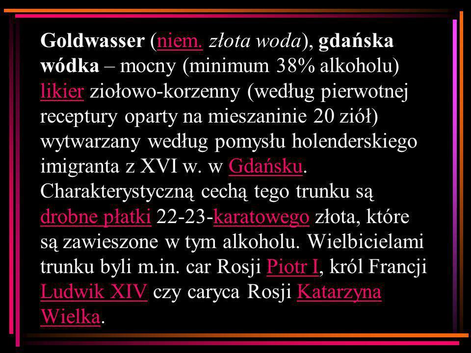 Goldwasser (niem.