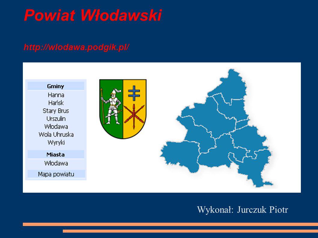 Powiat Włodawski http://wlodawa.podgik.pl/