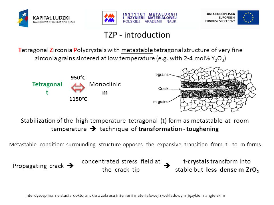 TZP - introduction