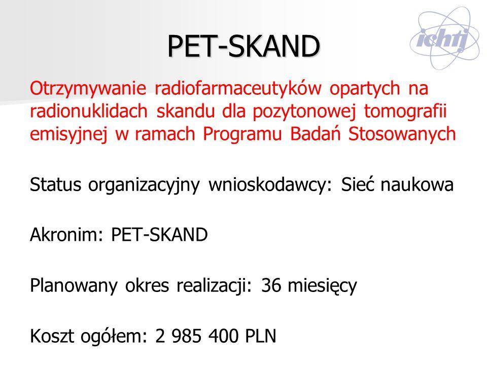 PET-SKAND