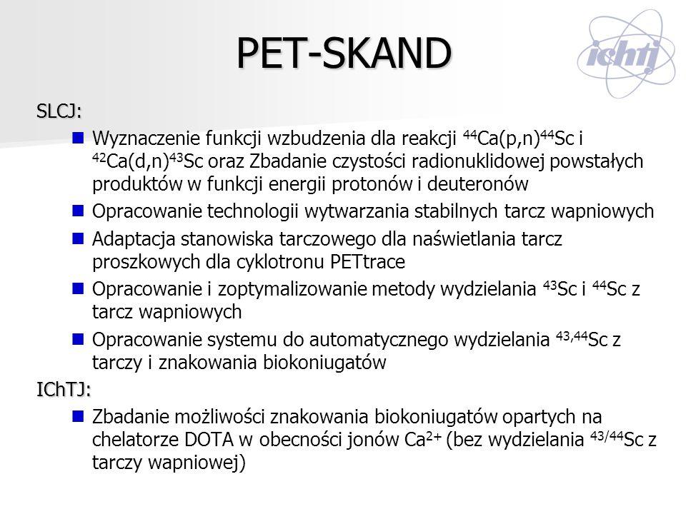 PET-SKAND SLCJ: