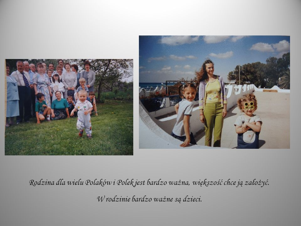Rodzina dla wielu Polaków i Polek jest bardzo ważna, większość chce ją założyć.