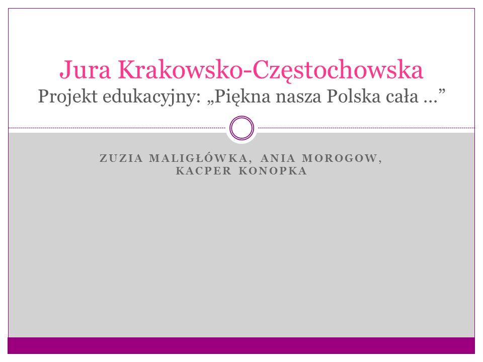 Zuzia Maligłówka, Ania Morogow, Kacper Konopka