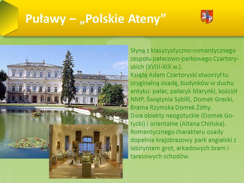 """Puławy – """"Polskie Ateny"""