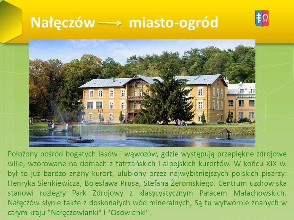 Nałęczów miasto-ogród