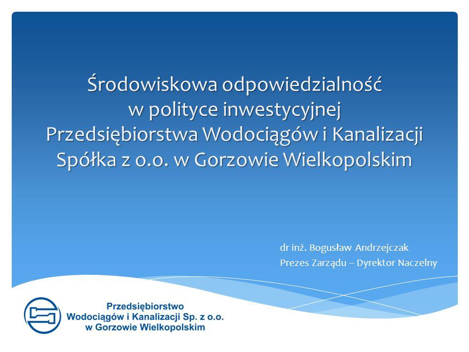 Środowiskowa odpowiedzialność w polityce inwestycyjnej