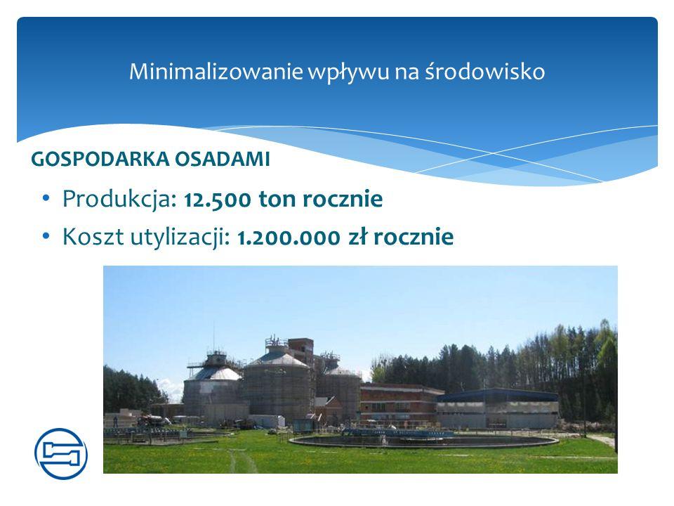 Minimalizowanie wpływu na środowisko