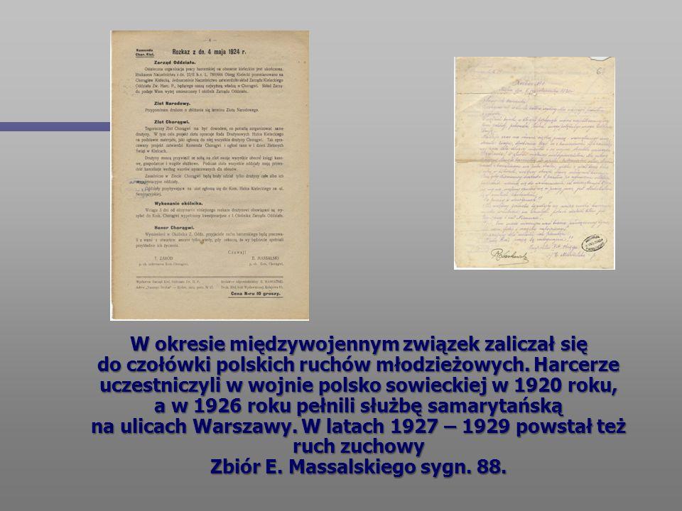 W okresie międzywojennym związek zaliczał się do czołówki polskich ruchów młodzieżowych.